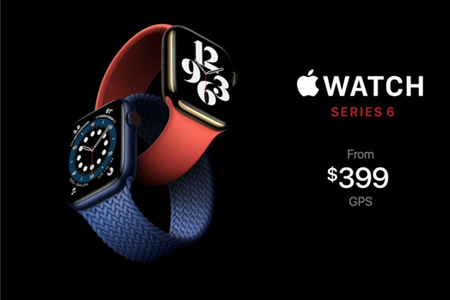 Apple trình làng Apple Watch 6 và Ipad Air 4